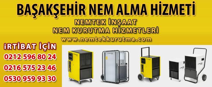 Başakşehir Nem Alma Hizmeti | Nem Alma | NEMTEK 530 959 9330