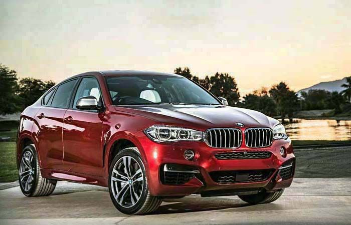 2018 BMW X6 overview