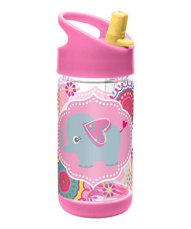 Loving this Elly Toddlerific 11-Oz. Tritan Sports Bottle on #zulily! #zulilyfinds