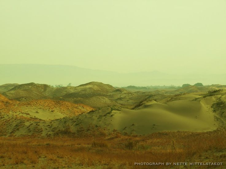 Hill of Sand by Nette Mittelstaedt on 500px