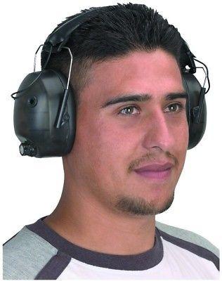 Noise Canceling Electronic Ear Muffs