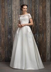 DANE - то самое платье, в котором от невесты не отвести взгляд. Когда мама только сейчас понимает, что дочурка выросла. Когда у гостей наворачиваются слезы радости. Когда сама невеста видит, как ее мечты сбываются..