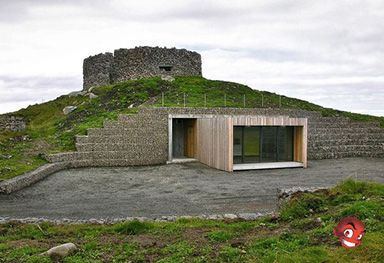 AMAZING ARCHITECTURAL STRUCTURES IN NORWAY