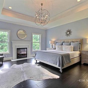 Transitional - Bedroom - Sherwin Williams Upward                                                                                                                                                     More