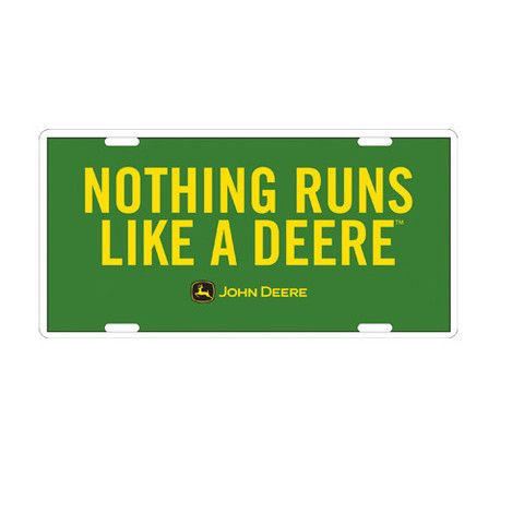 25 Best John Deere Signs Plates Amp Plaques Images On