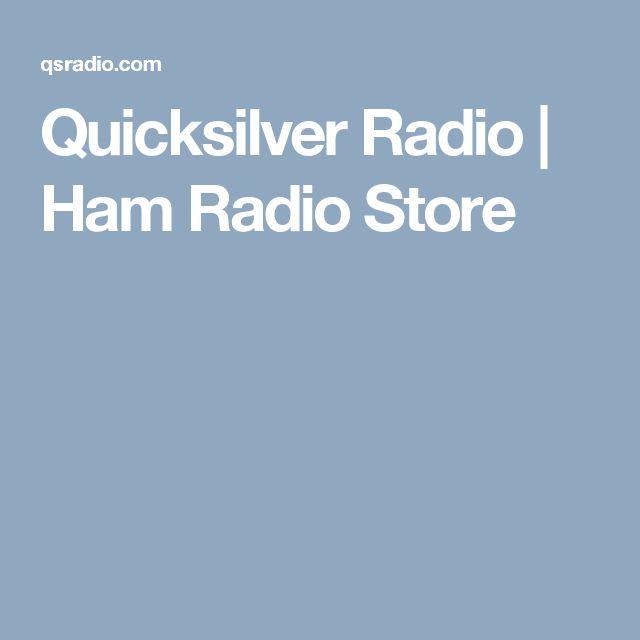 Quicksilver Radio | Ham Radio Store