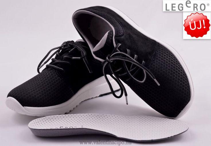 Legero női fekete cipő nagyon könnyű és kényelmes :) Valentina Cipőboltokban és Webáruházunkban, további Legero cipőkből vásárolhat :)  http://valentinacipo.hu/legero/noi/fekete/zart-felcipo/142966140  #Legero #Legero_cipő #Legero_cipőbolt #Legero_webshop