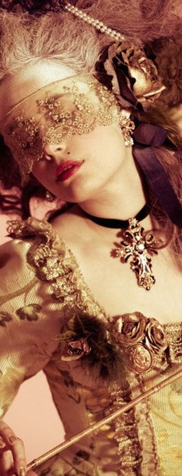 Rococo Inspired                                                                                                                                                                                 More