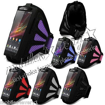 #Sports running #jogging gym armband case cover #holder for sony xperia,  View more on the LINK: 	http://www.zeppy.io/product/gb/2/400732035809/