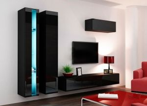 VIGO NEW I CAMA High Gloss Living room furniture set. Polish Cama meble Furniture Store in London, United Kingdom #furniture #polish #cama #highgloss #livingroom