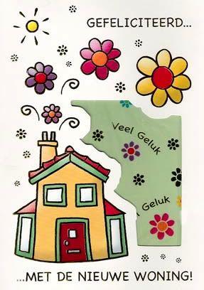 32 best nieuwe woning images on pinterest greeting cards for Nieuwe woning wensen