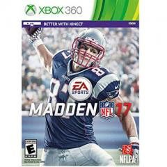 X360:Madden NFL 17 Electronic Arts
