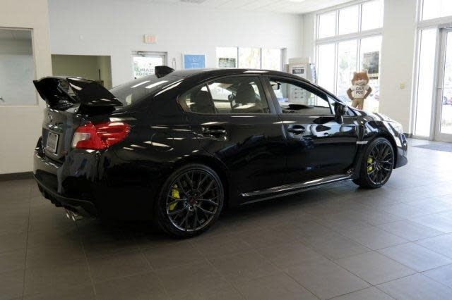 2018 Subaru WRX STI Base For Sale In St. Petersburg | Cars.com