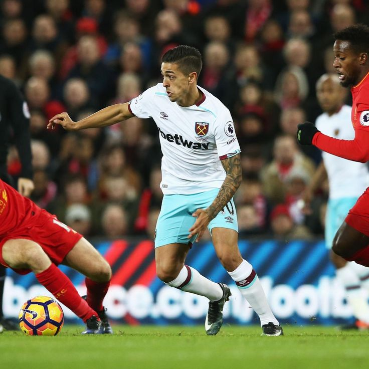 Liverpool Could Turn to Manuel Lanzini If They Lose Philippe Coutinho