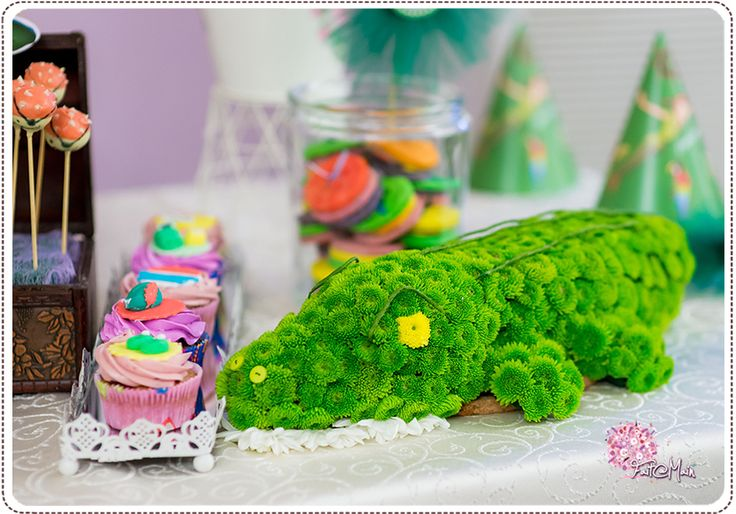 Baby Boy Christening Party Theme by Simply Happy - Peter Pan Crocodile