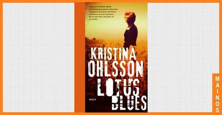 Kristina Ohlsson Lotus blues