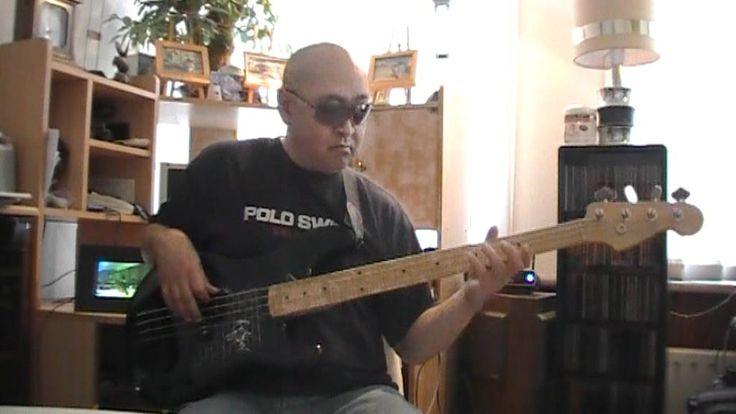 I shot the Sheriff Bob Marley bassline Aston Familyman Barrett basscover Bob Roha