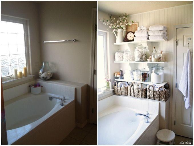 Linen-Shelves-Before-and-After.jpg 680×510 Pixel
