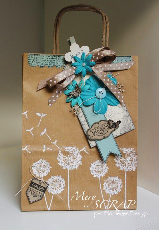 Packaging e Tag per un compleanno