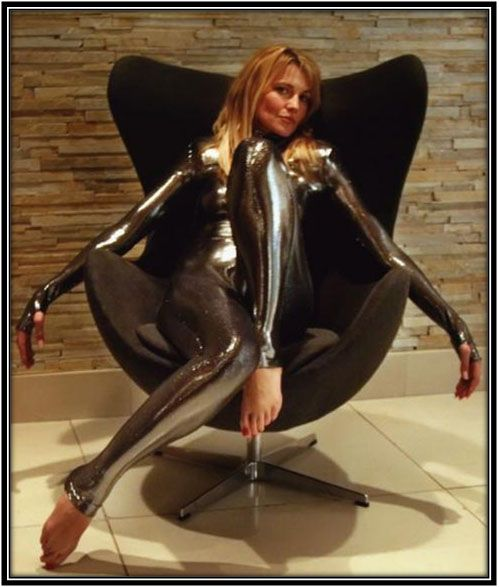 Lucy Lawless In Latex  11 - Celeb - Lucy Lawless  Lucy -7372