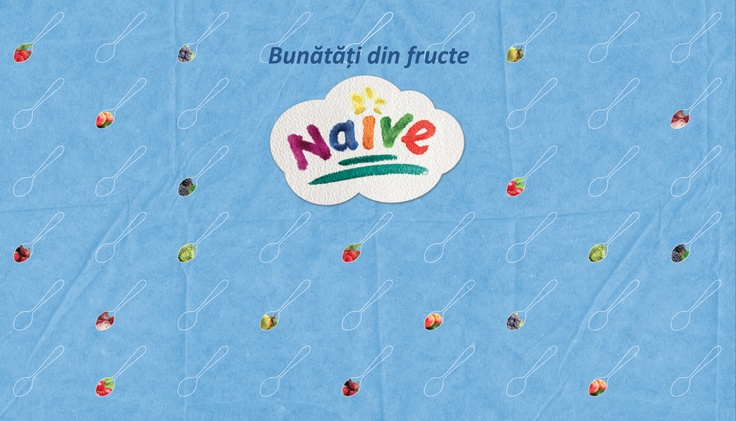 Să tot plouă cu bunătăţi din Fructe Naive!