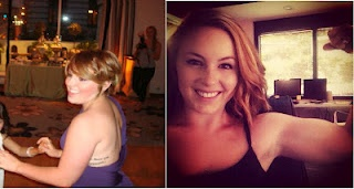 Before and after :) hard work and dedication pay off