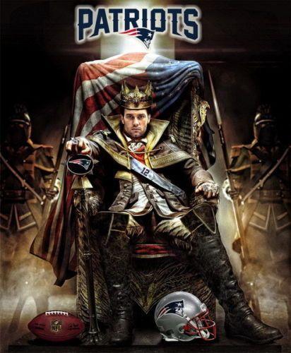 031-Tom-Brady-New-England-Patriots-Super-Bowl-MVP-NFL-Player-14-034-x17-034-Poster