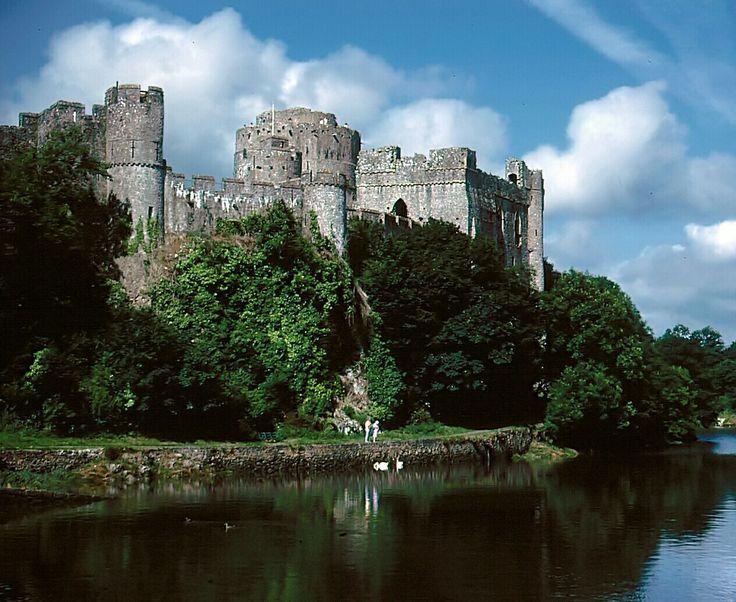 Pembroke Castle - Pembrokeshire, Wales
