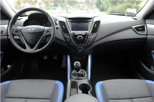 2013 Hyundai Veloster Turbo | http://autocarsx.com