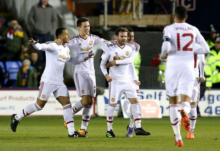 FA Cup: Shrewsbury Town 0-3 Manchester United | Ryan Giggs | Manchester United & Wales