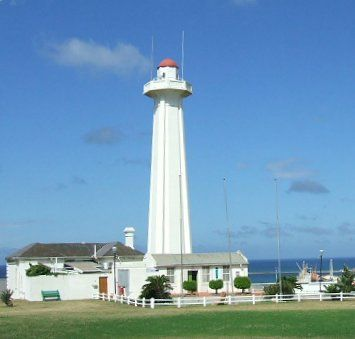 Lighthouses of S Africa: The Hill Lighthouse                                                                                                                                                                                 More