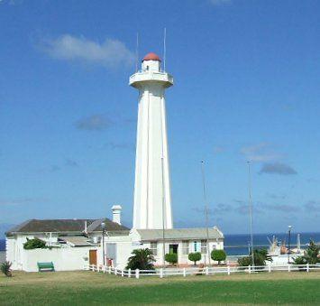 The Hill #Lighthouse - Port Elizabeth Lighthouses of #South #Africa: http://dennisharper.lnf.com/