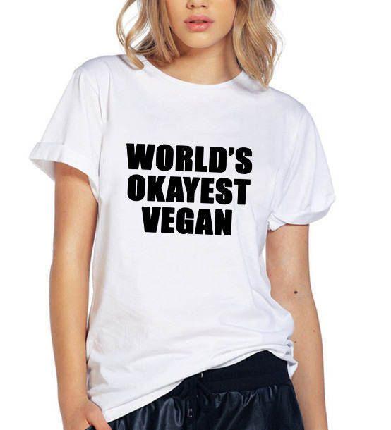 Vegan Tshirts / Vegan Shirts For Men / Women's Vegan Shirt/Vegan Shirt/Vegan Clothing / Vegetarian / Vegetarian Shirt / Animal Rights / VG10