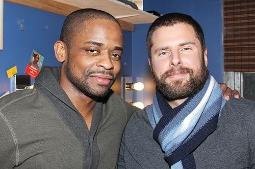 james roday and dule hill relationship goals