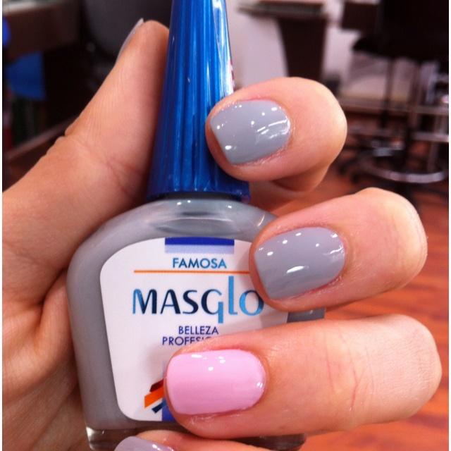 Famosa con Masglo