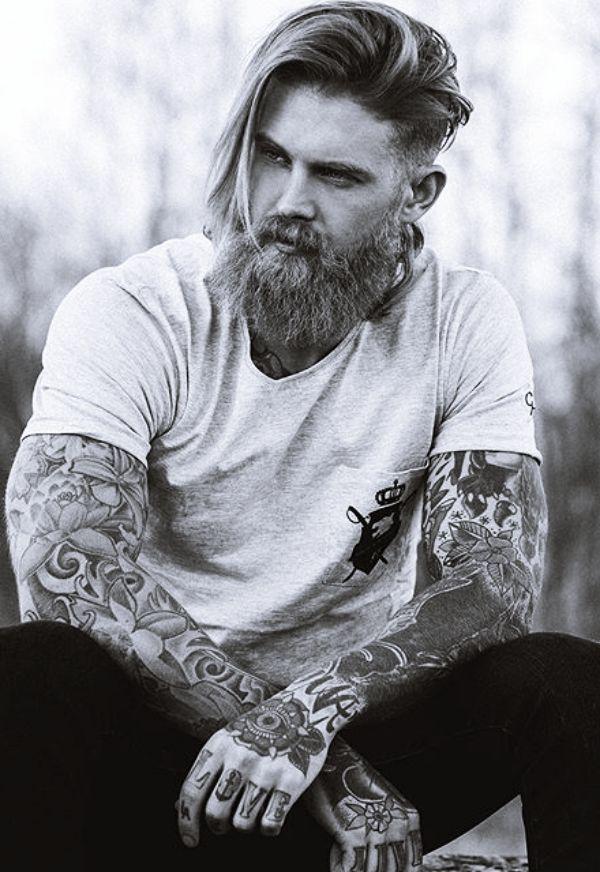40 Echte Bart Stile Für Runde Gesicht Männer Neue Frisuren Josh