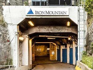 Iron Mountain's Pennsylvania data center