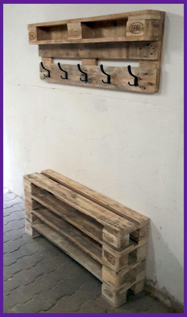 45 Diy Project Garage Storage And Organization Use A Pallet Diy Pallet Projects Pallet W Diy Furniture Making Diy Pallet Furniture Wooden Pallet Projects