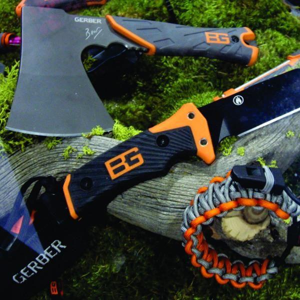 GERBER BEAR GRYLLS  |  Survival Hatchet  (31-002070)