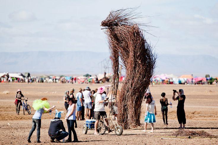 AfricaBurn Art Festival 2012