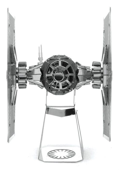 3D kovové puzzle METAL EARTH Star Wars: Special Forces Tie Fighter