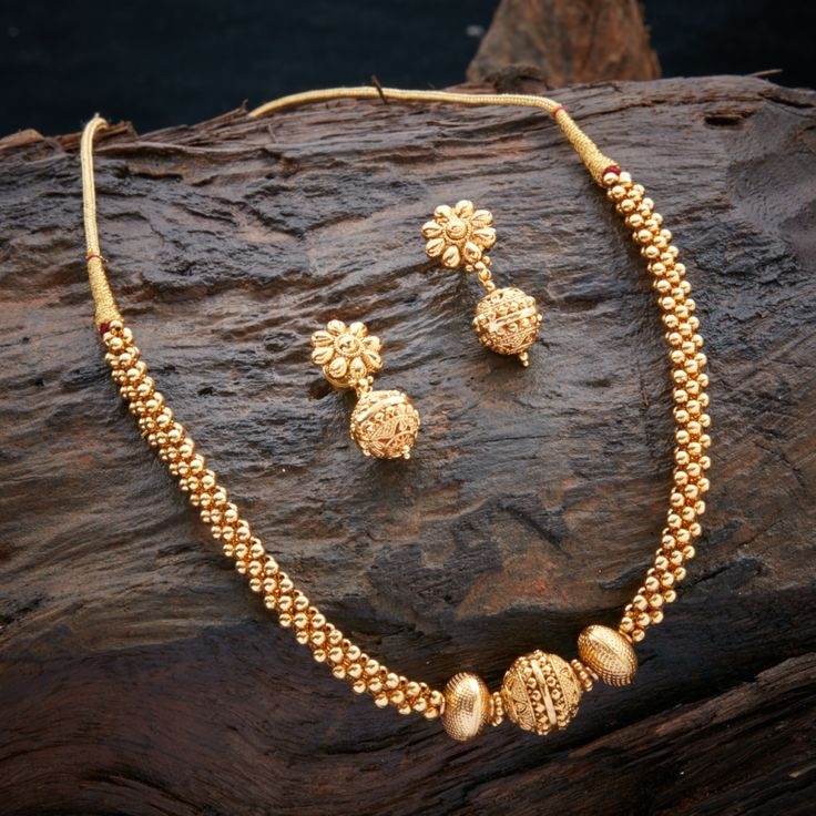 20 Latest Necklace Inspirations From Kushals Fashion