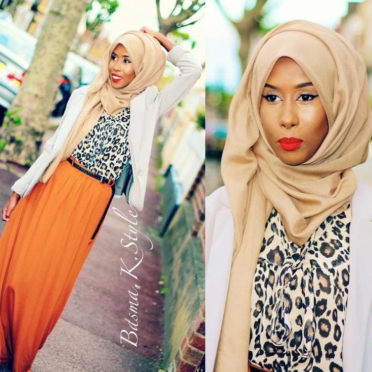 Hijab Revival: Blog In Focus ~ Basma.K.Styles