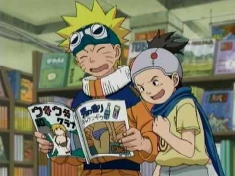 2 - SKIPPING NO JUTSU~! <--- Oh Naruto abridged