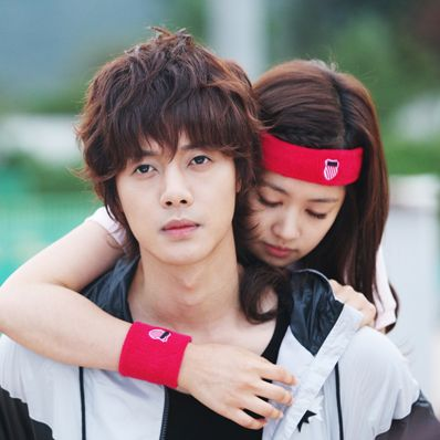 Playful kiss <3 first kdrama I watched