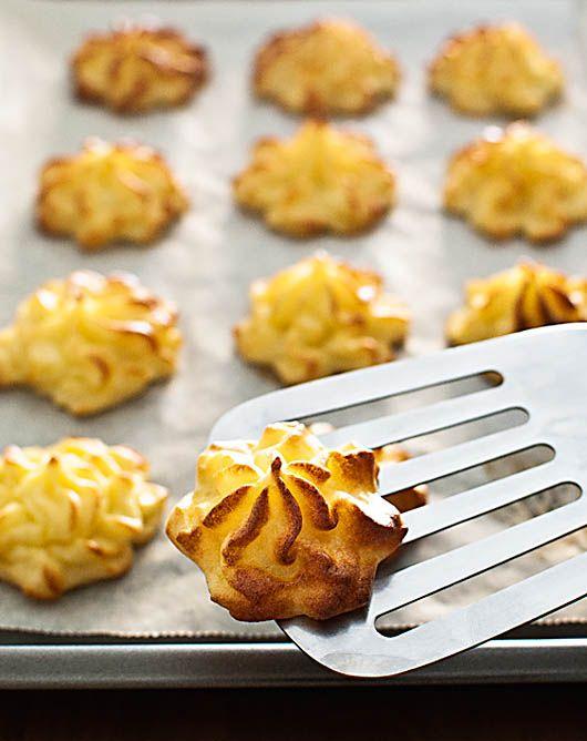 Cómo hacer patatas duquesa, recetas básicas con Thermomix « Trucos de cocina Thermomix