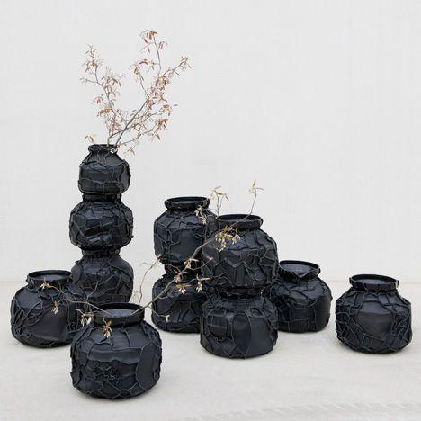 matka vases by pepe heykoopDesign Inspiration, Interiors Style, Art, Ceramics, Leather, Pepe Heykoop, Matka Vases, Indian Water, Dutch Design