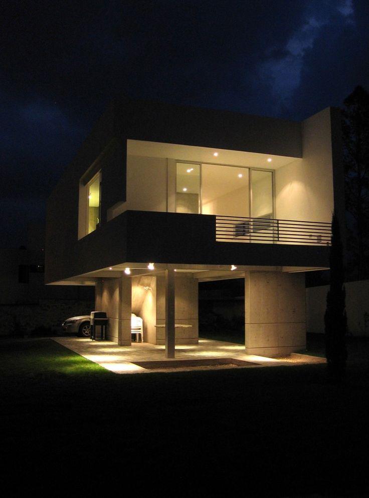 Flat Issa   Dionne Arquitectos #lighting #loft #outdoor #architecture