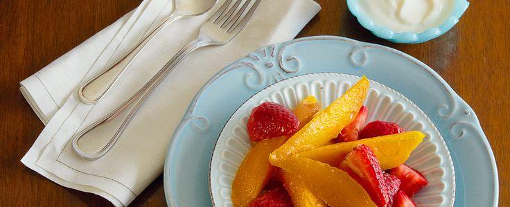 Frutas Flambadas