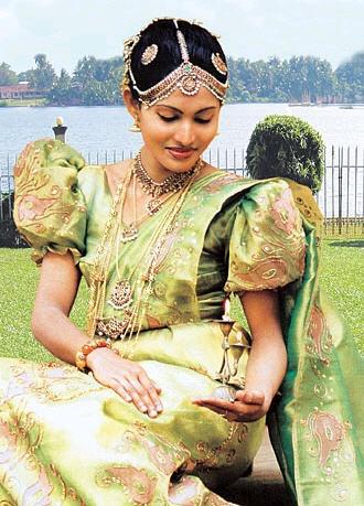 Sri-Lankan Bride